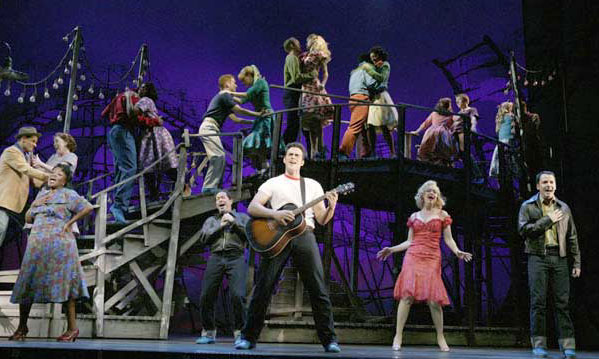 all shook up musical rights The national tour of all shook up launched on sep 12, 2006 and closed on jul 1, 2007.